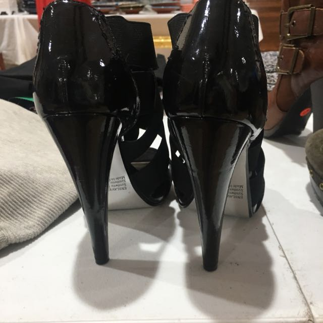 Size 37 Strappy Heels