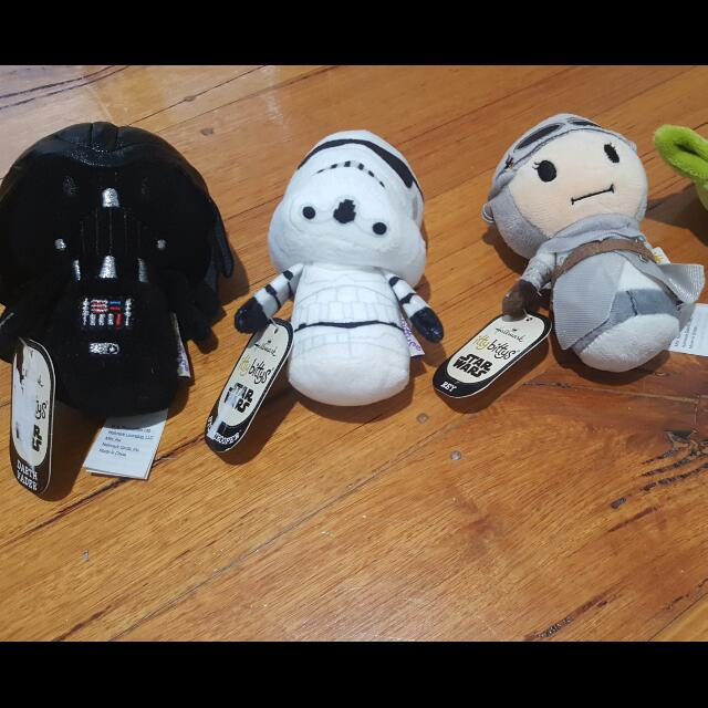 Star Wars Itty Bitty's