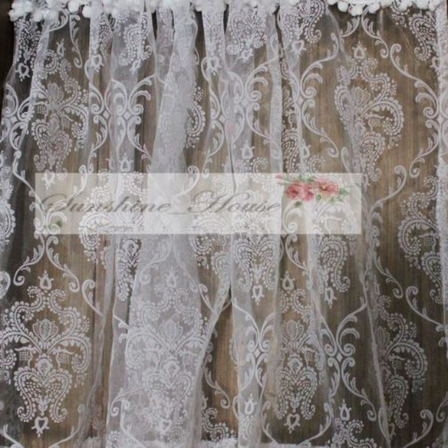 Victorian Lace Curtains Furniture Others On Carousell