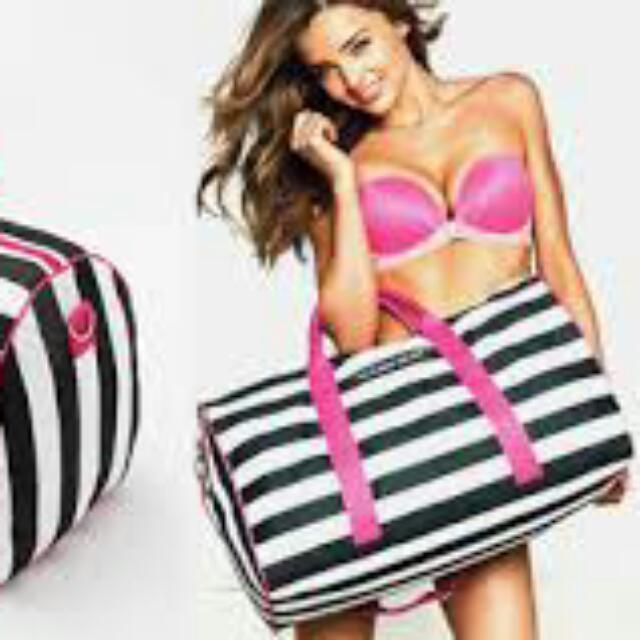Victoria's Secret Duffle Bag 2013