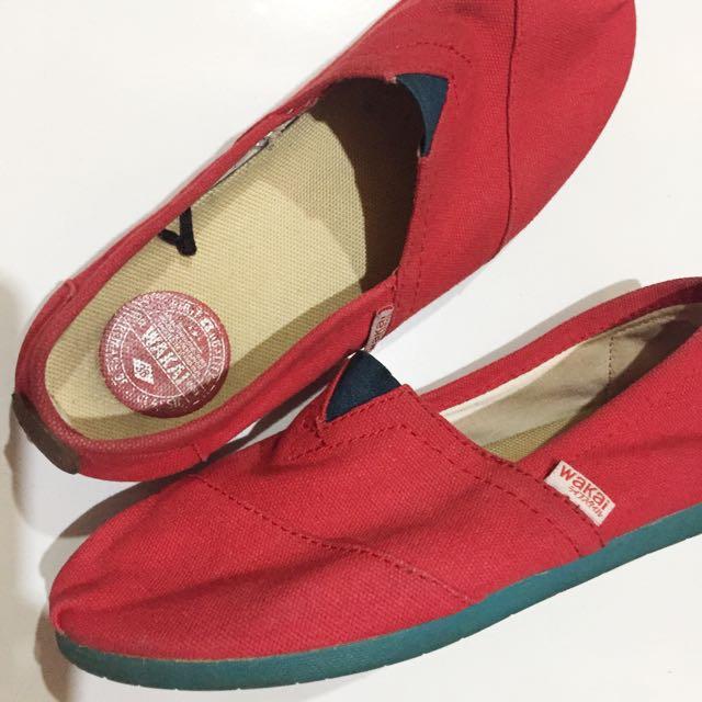 Wakai Original Red / Merah
