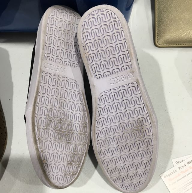 WESC Canvas Sneakers