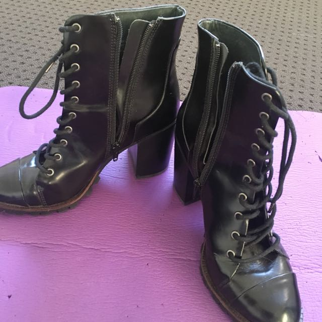 Wittner Leather Boots