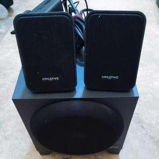 Creative Inspire S2 Speaker For Sale