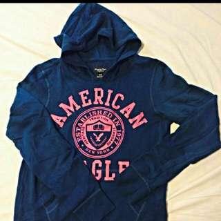 American eagle  AE 帽t 連帽上衣