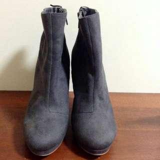 H&M Boots heels Oxford Winter Autumn