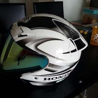 Shoei J Force 3 Honda