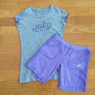 Outfit Set #3 Nike Shirt & Shorts Kids