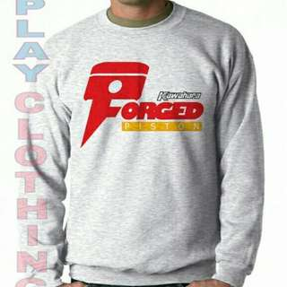 Sweter Kawahara forged pictons playclotink