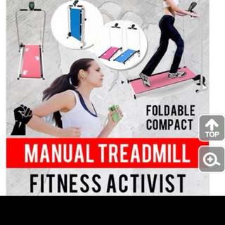 Manual Treadmill (sold)