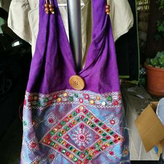Indian Style Bags And Skirt