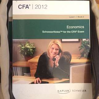 SchweserNotes for the CFA Exam-2012