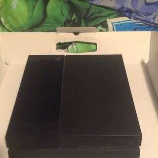 A 500GB PS4