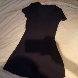 Navy Blue Dress Size 10 From Mexx