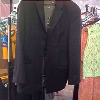 Ben Sherman #Vintage range Black Dress Jacket