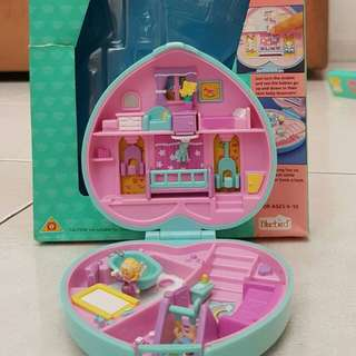 Polly Pocket Nursery Fun