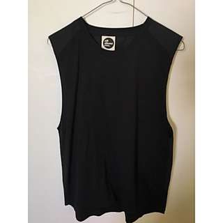 All About Eve Black Singlet