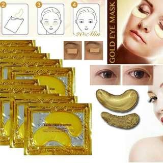 Eye Gold Collagen Crystal Mask