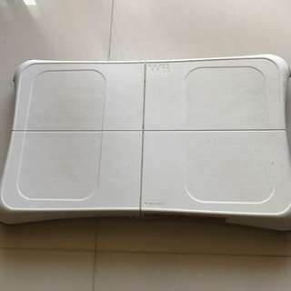 Wii Balance Board(fit 瘦身)