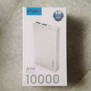 [Vivan] B10 Powerbank 10000 mAh