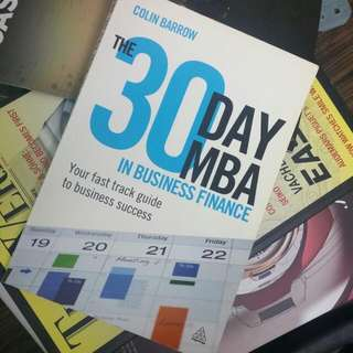 The 30 Days in Business Finance