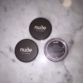 "Nude By Nature ""Natural Mineral Veil"" 2g"