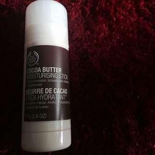 Cocoa Butter Moisturising Stick