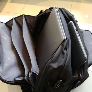 🚚 Delsey Document & Computer Bag
