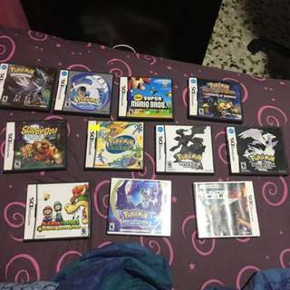 DS/3DS Games