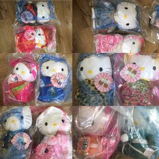 WTS Hello Kitty Collection