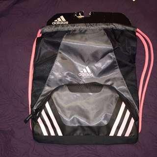 Gym Bag wth Zipper Pocket brand new
