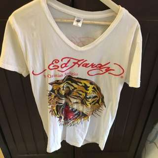 Ed Hardy Ori V-neck Shirt