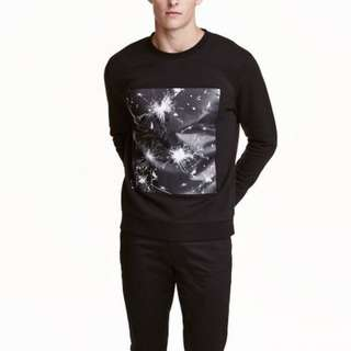 H&M sweater for man