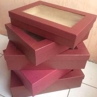 Kotak Untuk Seserahan Polos