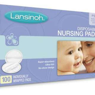 Brand New Nursing Pads 100 Count