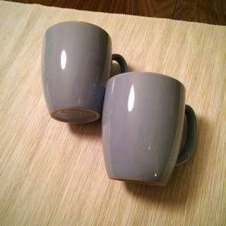 Set Of 8 Corelle Mugs