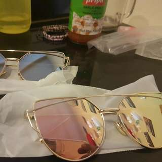 Brand New Cat Eyes Latest Pattern Sunnies