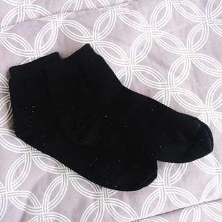 FREE ONGKIR‼️ Black Socks