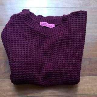 Boohoo Knitt