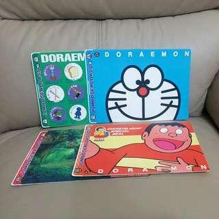 日本限定貼紙扭蛋 Doraemon 多啦A夢 叮噹 法寶 胖虎