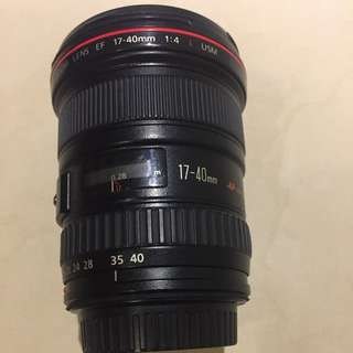 Buy Canon lens 17-40, 24-105 or 5d2  Taipei station