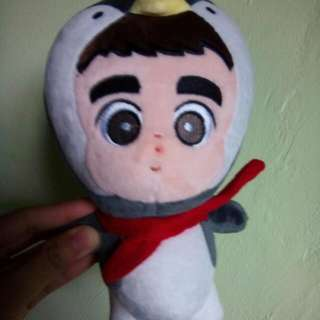 EXO D.O kyungsoo doll