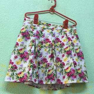 Pre Loved Floral Skirt