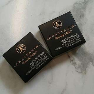 Anastasia Beverly Hills ABH - Waterproof Creme Colours