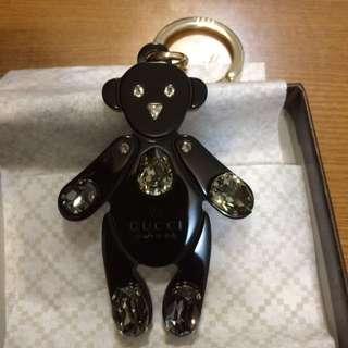 GUCCI 小熊吊飾
