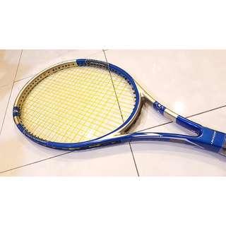 """Dunlop M-Fil 200 4 3/8"""" grip tennis racquet"""