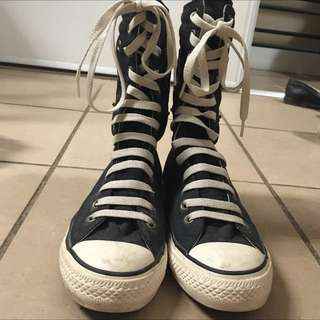 Black Converse Collapsible