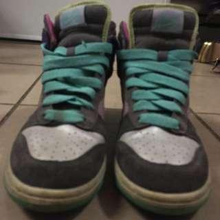 Nike Neon Shoes