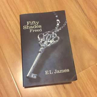 Fifty Shades Freed (book 3)