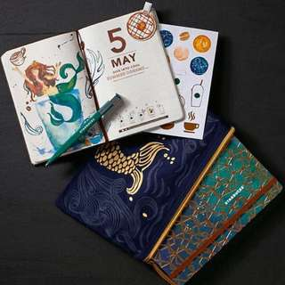 Starbucks Planner FLASH SALE!